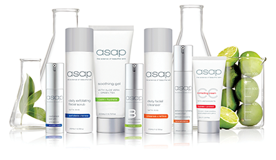 ASAP Skin Care Products